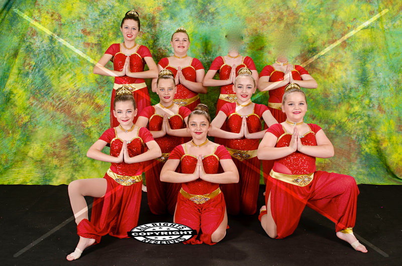 Intermediate Ballet Troupe