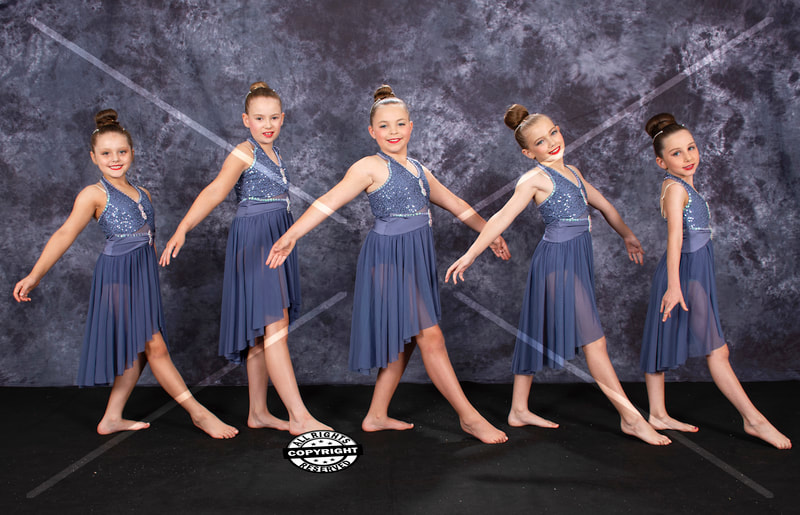 Junior Lyrical Performance Troupe