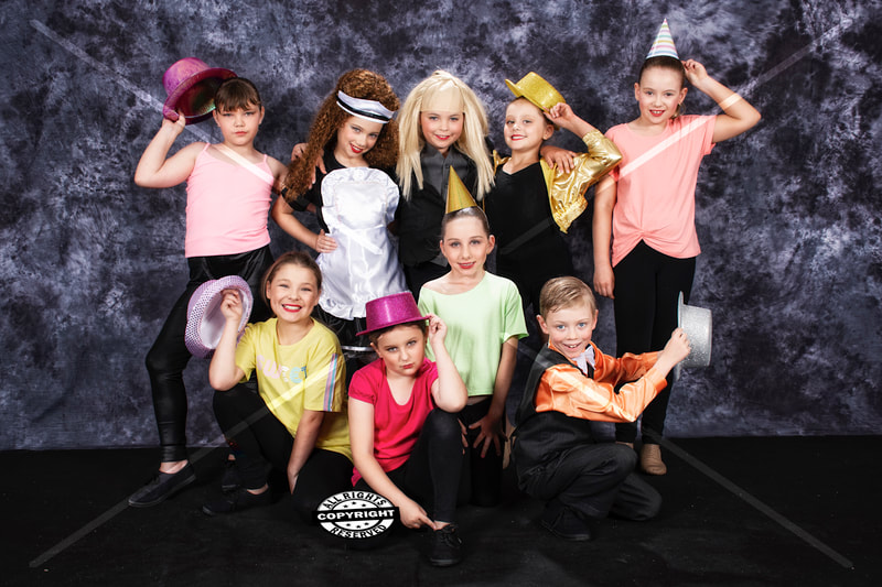 Junior Opening Troupe