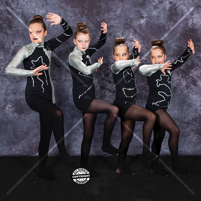 Pre Teen Contemporary Troupe