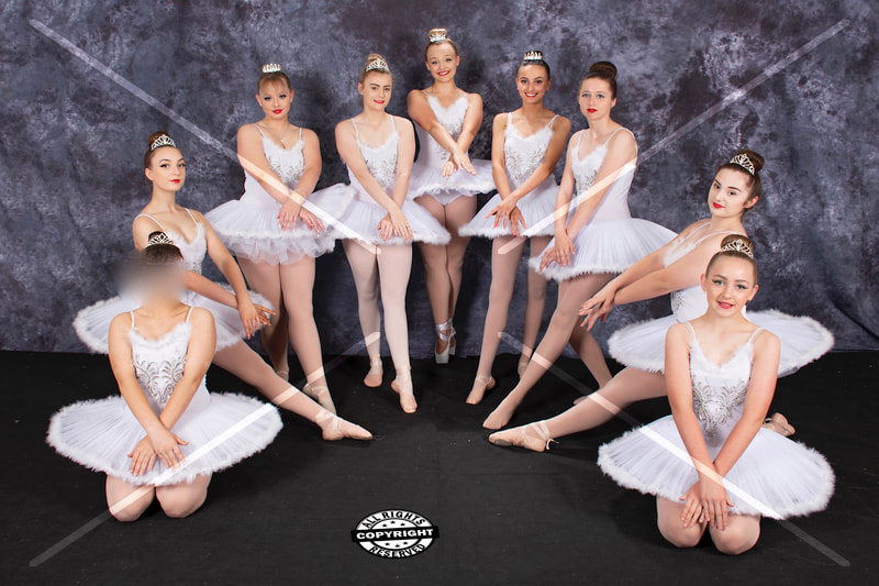 Senior Teen Ballet Troupe
