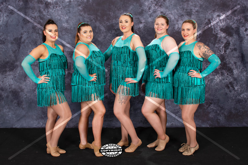 Senior Open Beginner/ Intermediate Troupe