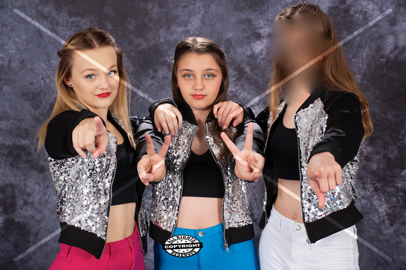 Senior Teen Tap Trio